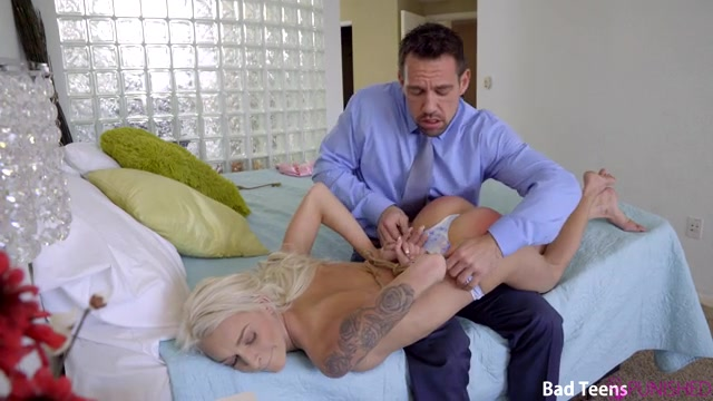 Tied up and porn